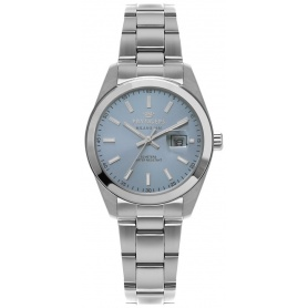 Pryngeps DateJust woman light blue dial A1036