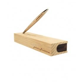 Stylus Pininfarina Cambiano Cedar mit Spitze in Ethergraf
