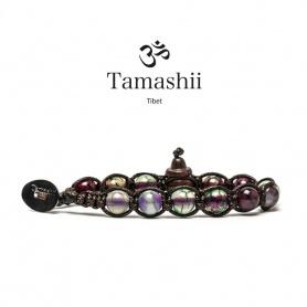 Tamashii Agate Amarena bracelet one turn - BHS900-157