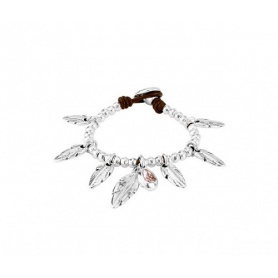 Uno de50 Pavonearse Bracelet - PUL1778RSAMTL0M