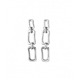 Uno de50 Earrings, Chain by Chain, pendants - PEN0596MTL0000U