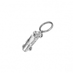 Key ring Uno de 50 Porchi Acaso car shape - LLA0212MTL0000U