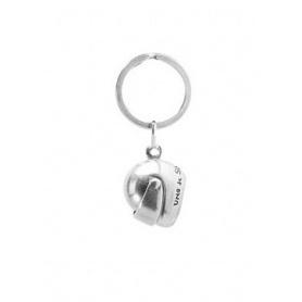 Uno de50 Key ring Usa la cabeza Cabeza - LLA0155MTL0000U