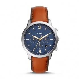 Watch Fossil man Neutral blue chronograph - FS5453
