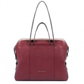 Piquadro Circle Damenhandtasche mit drei Fächern BD4574W92 / R