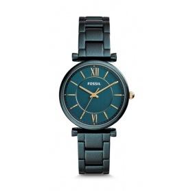 Orologio donna Fossil Carlie color foglia di tè - ES4427