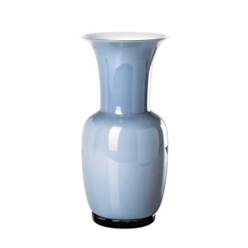 Vase Venini Opal color grape interior lattimo 706.22UV / LA