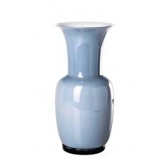 Vase Venini Opal color grape interior lattimo 706.22UV / LA