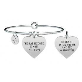 Kidult Vasco Rossi Armband für Frauen - 731468