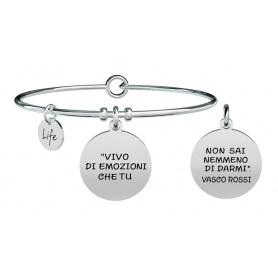 Kidult Vasco Rossi Rewind Armband für Frauen - 731465...