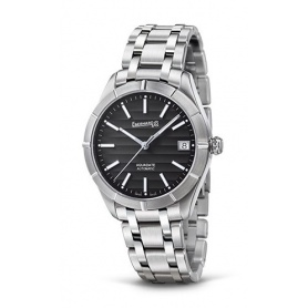 Uhr Eberhard Aquadate Grande Taille schwarz 41041CA