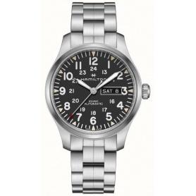 Hamilton Khaki Field Day Date Auto Steel Watch - H70535131
