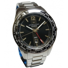 Hamilton Broadway Auto black watch - H43725131