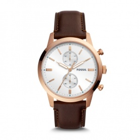 Fossil Townsman retro chronograph watch - FS5468