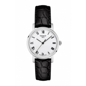 Tissot Everytime small black woman watch