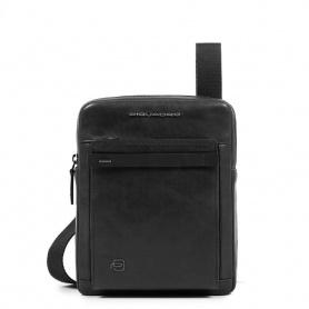 Piquadro Cube small black bag - CA4469W88 / N