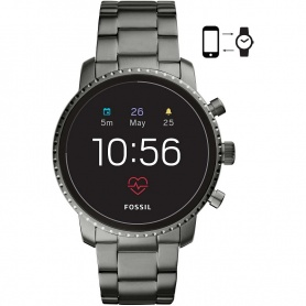 Smartwatch Fossil Gen 4Q Ausleser HR Stahl anorisiert
