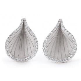 Ohrringe Annamaria Cammilli Gold Drop und Diamanten GAN2005W