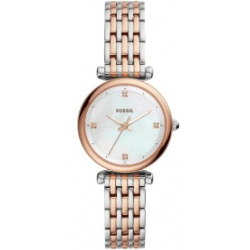 Fossil Carlie bicolor woman watch - ES4431