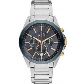 Armani Exchange Drexler man watch blue - AX2614
