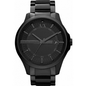 Armani Exchange Hampton Black - AX2104 men's watch