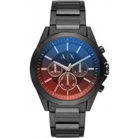 Armani Exchange Drexler iridescent man's watch AX2615