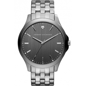 Orologio uomo Armani Exchange Hampton antracite
