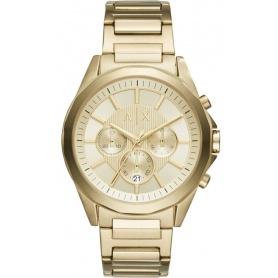 Armani Exchange Drexler gold men's watch - AX2602