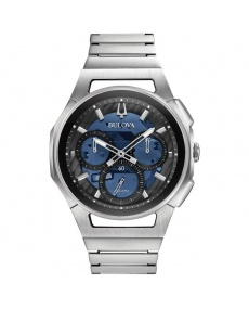 Bulova Progressive Curv Cronograph - 96A205 watch