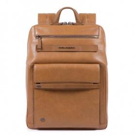 Unisex backpack Piquadro Cube leather - CA4465W88 / CU