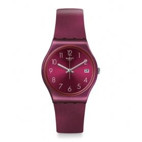 Orologio Swatch Redbaya viola lucido - GR405