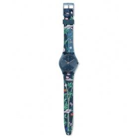 Orologio Swatch Ovni Garden floreale -GN258
