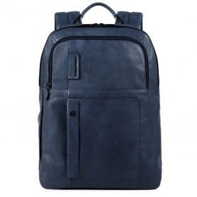 Men's Backpack Piquadro P15S Night Blue - CA4174P15S / BLU2