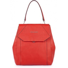 Women's Backpack Piquadro Muse red - CA4630MU / R