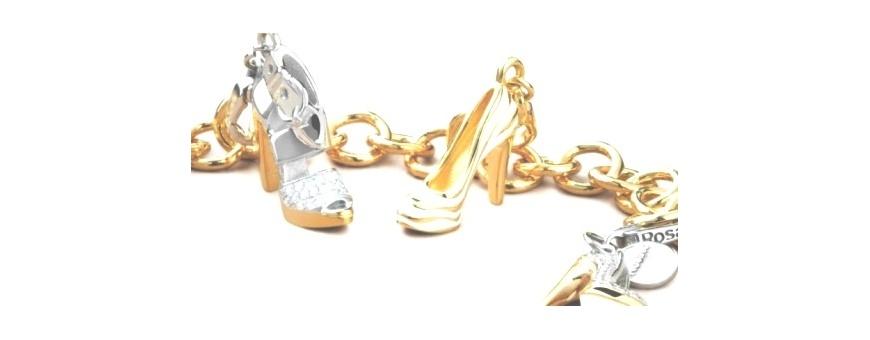 Silber vergoldet