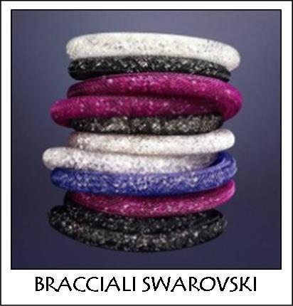 Bracciali Swarovski