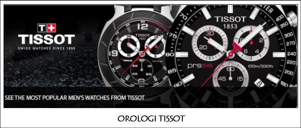 orologi Tissot