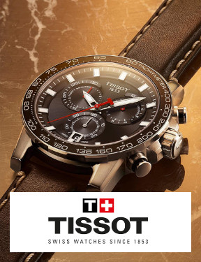 Tissot Supersport Chrono ultima versione